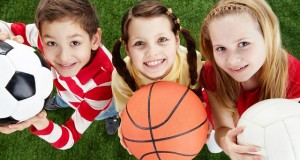 Sports Safely For Kids