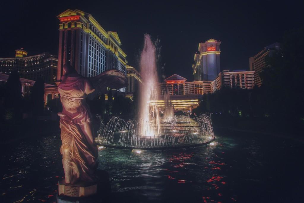 Caesars Palace Hotel in Las Vegas, Nevada